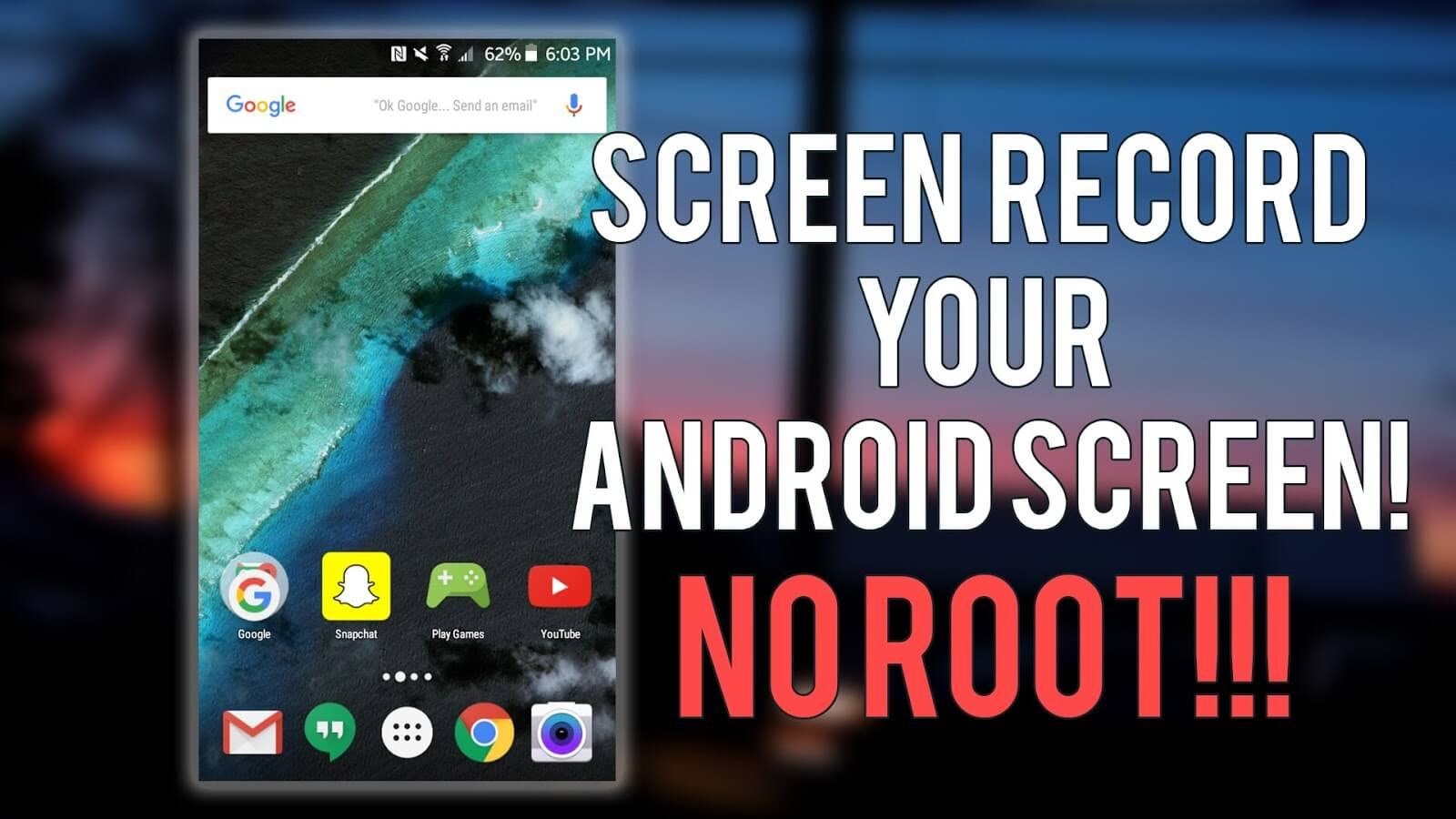How-To-Record-Android-Screen-For-Free-No-Root