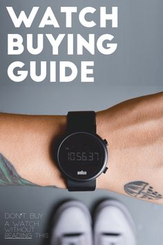 Buying Guide of Heart Rate Monitor Watch