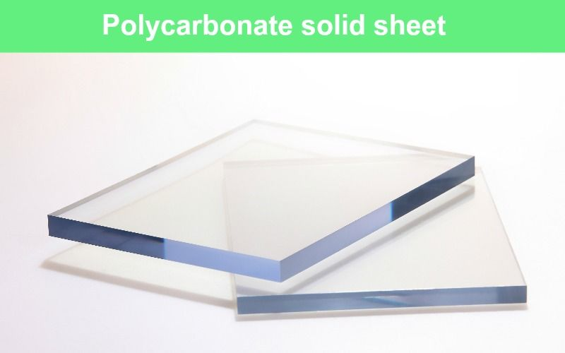 How Acrylic Sheet and solid polycarbonate sheets used worldwide in numerous application?