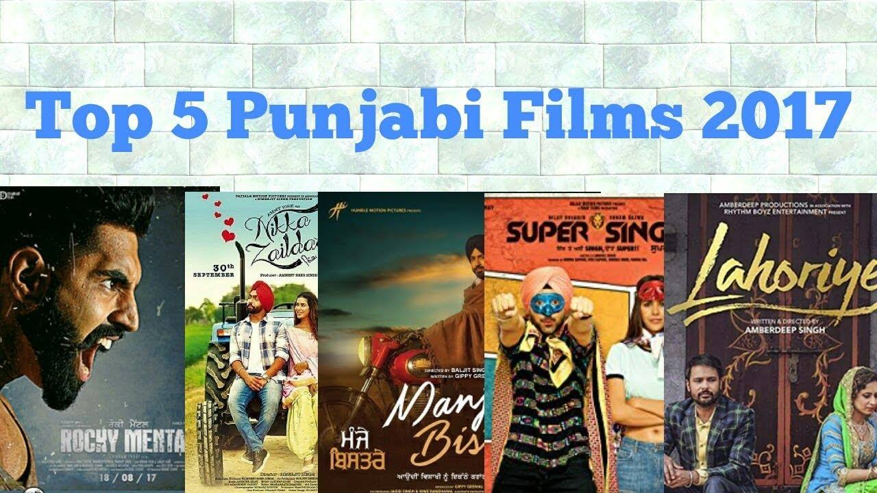 5 Punjabi Movies to watch this summer